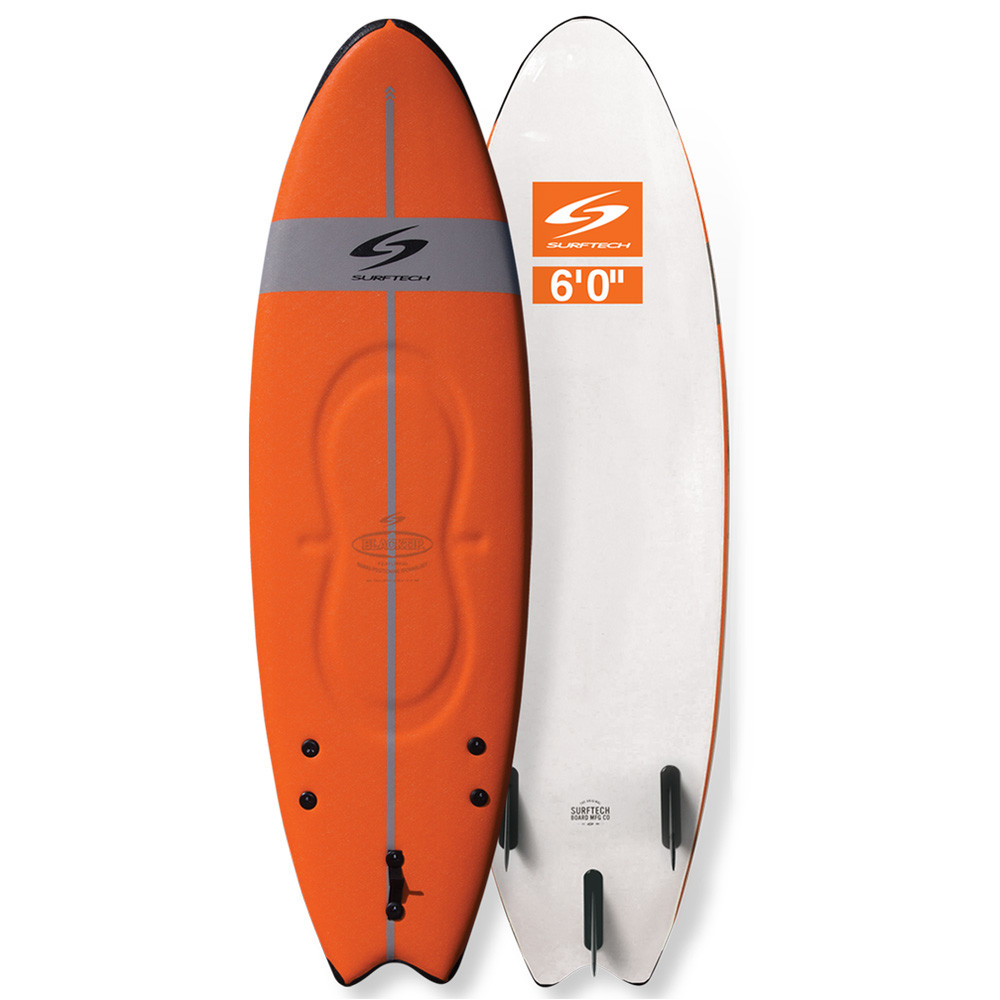 SURFTECH LEARN2SURF BLACKTIP 6'0""