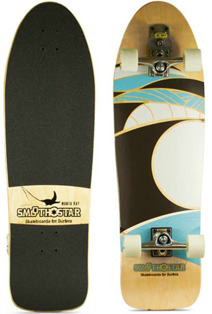 SKATE SURF SMOOTH STAR MANTA RAY
