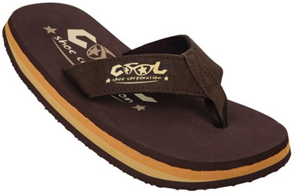 CHANCLAS COOL-BROWN