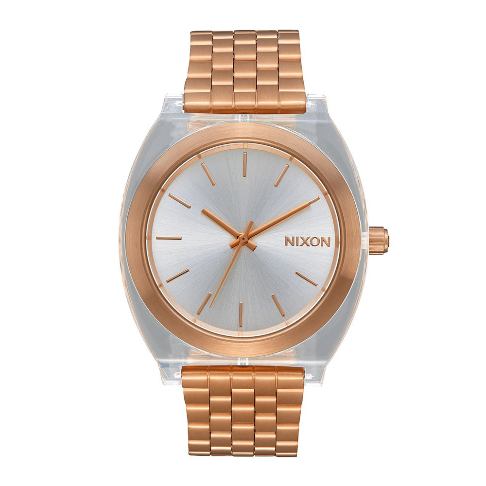 RELOJ NIXON TIME TELLER - ROSE GOLD
