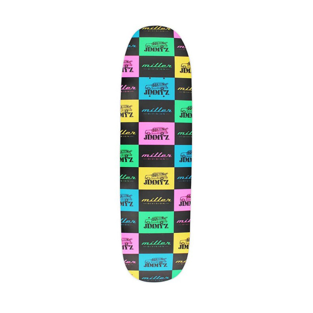 TABLA SKATE MILLER JIMMY Z 80'S