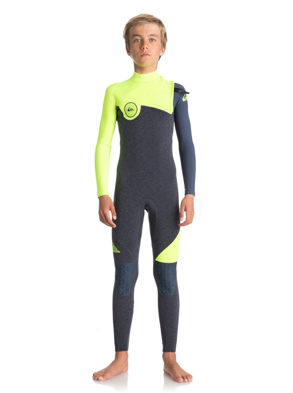 NEOPRENO QUIKSILVER HIGHLINE SERIES 3/2