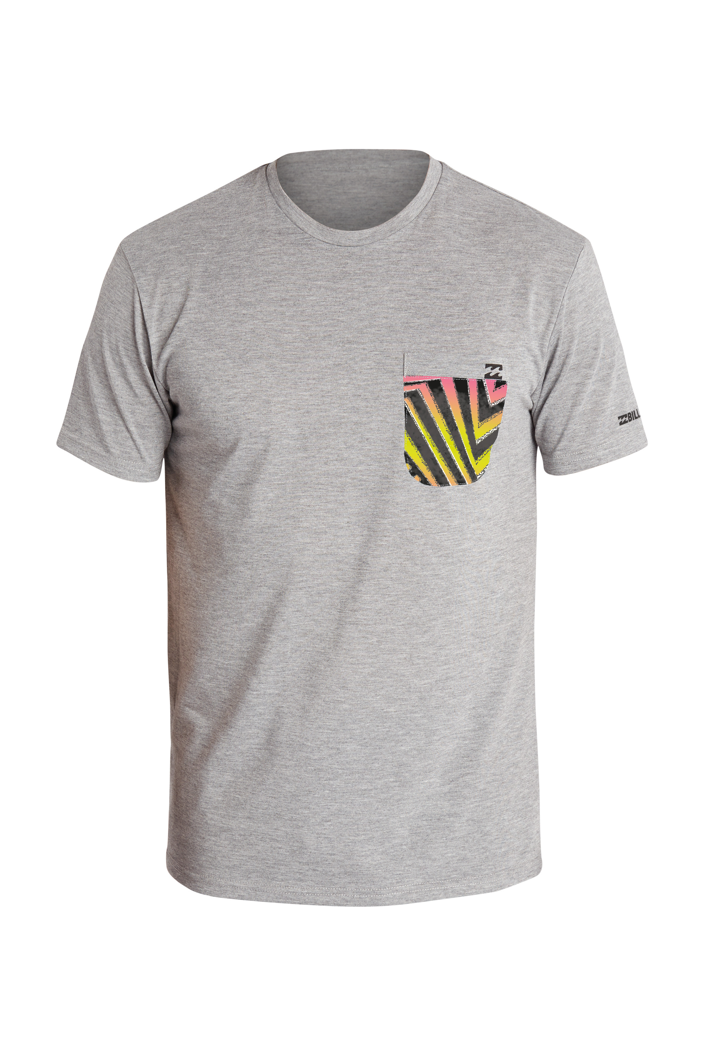 CAMISETA BILLABONG TEAM POCKET SS
