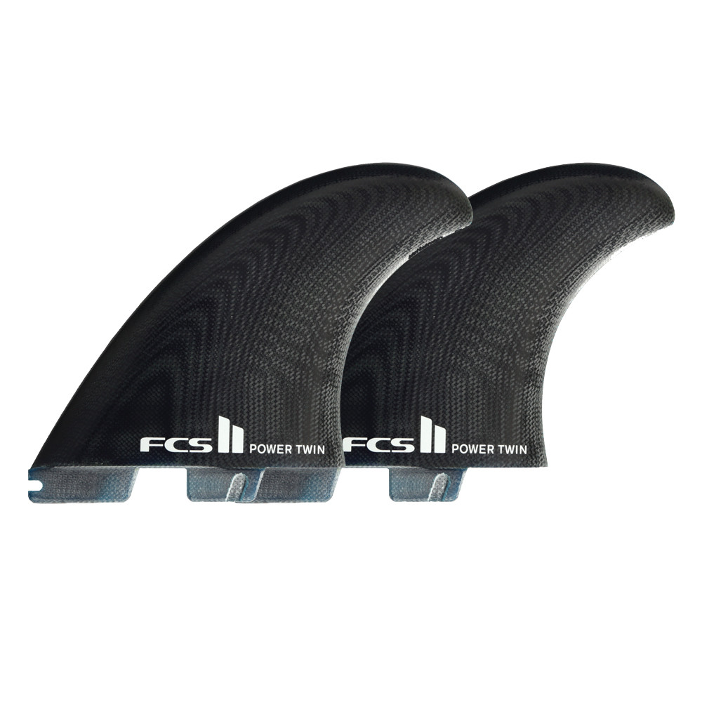 QUILLAS FCS II POWER TWIN+1 PG FINS