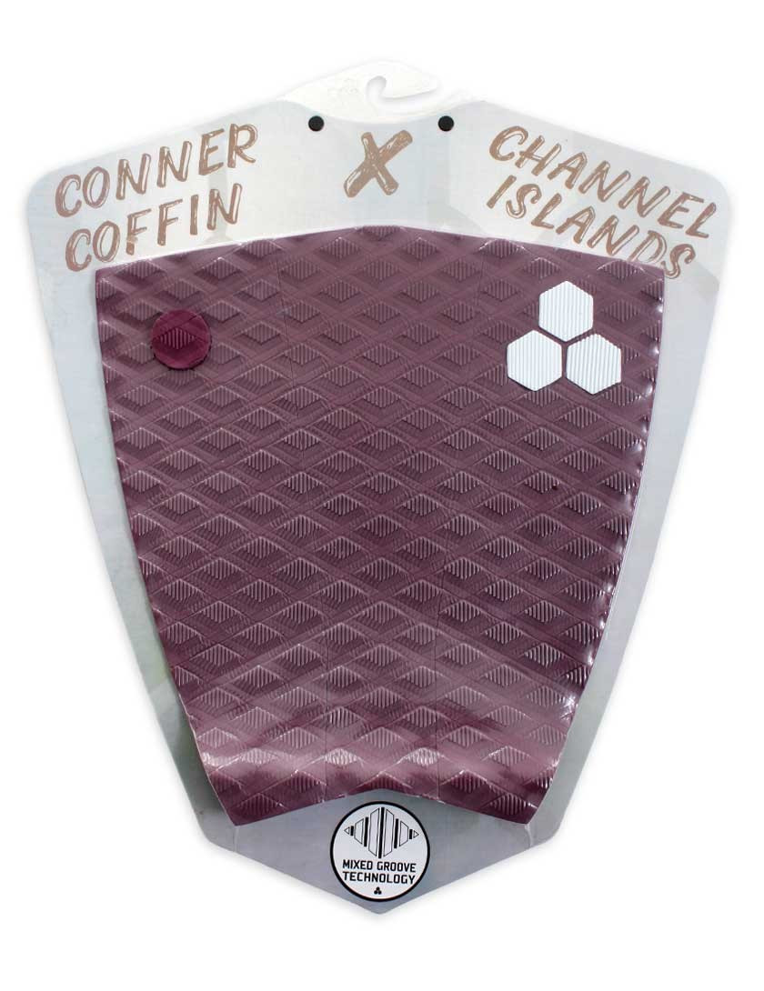 GRIP CI CONNER COFFIN FLAT PAD - MARRON