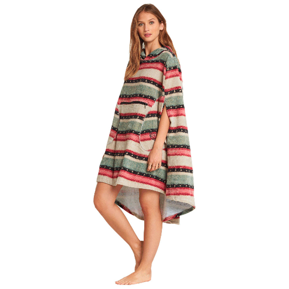 PONCHO BILLABONG HOODED