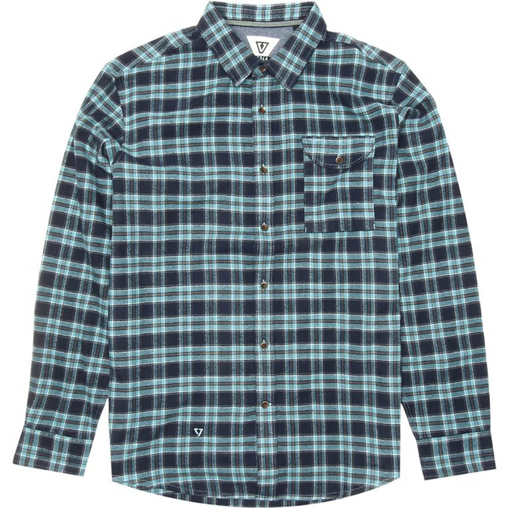 CAMISA VISSLA CENTRAL COAST FLANNEL