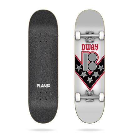 SKATE PLAN B DANNY WAY ONE OFFS 8.125""