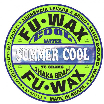 PARAFINA FU WAX SUMMER COOL (19 – 22 ºC)