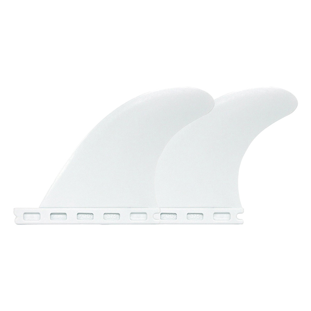 FUTURES QD2 QUAD REAR FINS
