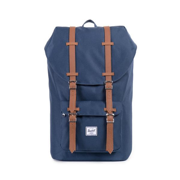 HERSCHEL LITTLE AMERICA - NAVY BACKPACK