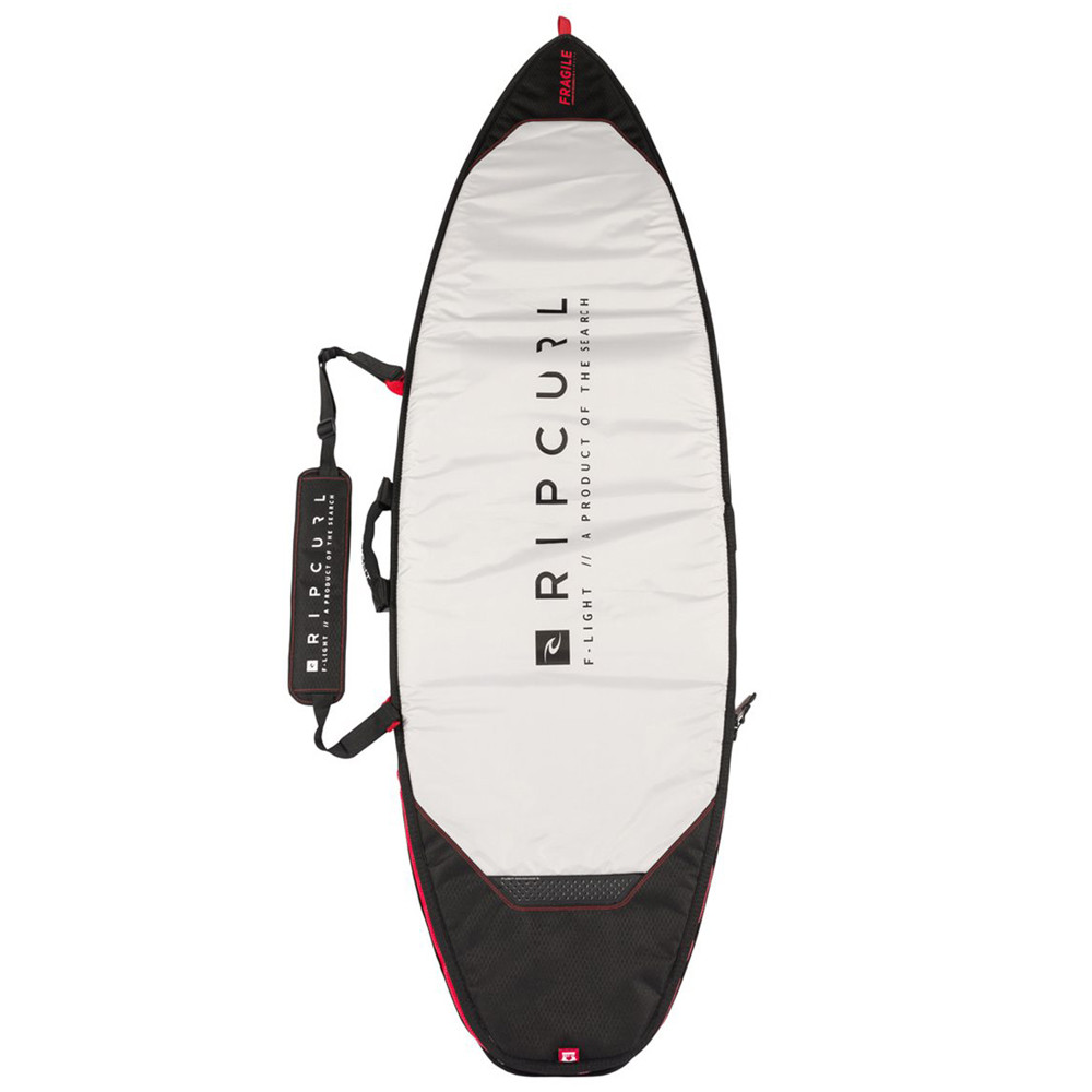 RIP CURL 6'7'' F-LIGHT - BLACK BAG