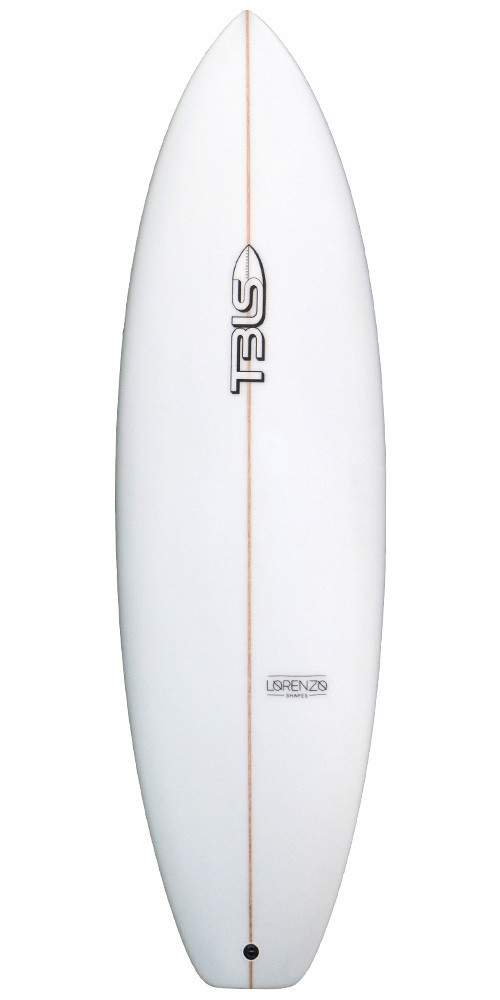 TBLS THE TRASH CAN - BLANCO SURFBOARD