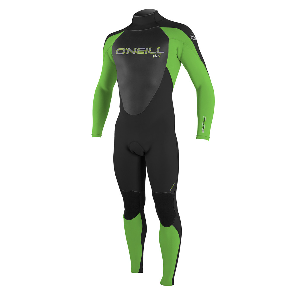 O´NEILL EPIC 3/2 - BLK/DAYGLO/BLK WETSUIT