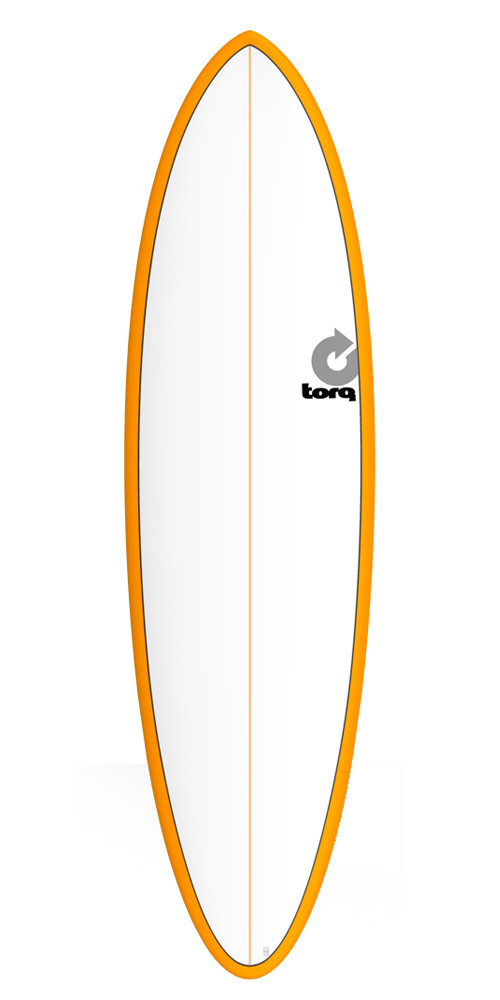 TORQ FUN PINLINE - ORANGE SURFBOARD