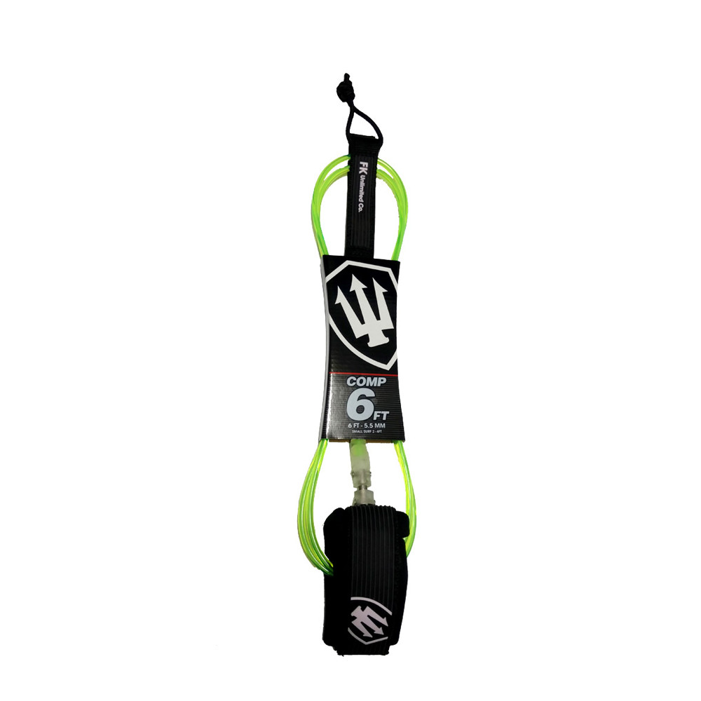 FARKING SUPERIOR 6' - GREEN LEASH