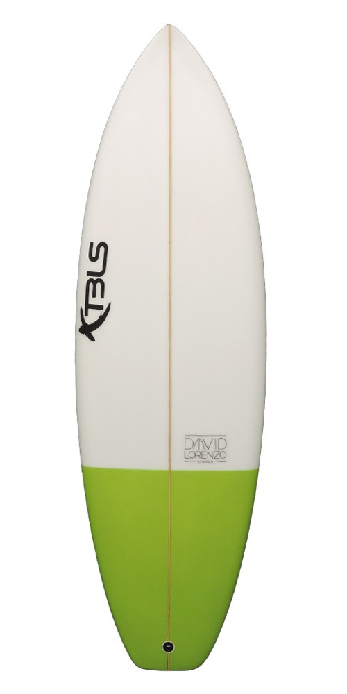 TBLS THE TRASH CAN - VERDE SURFBOARD