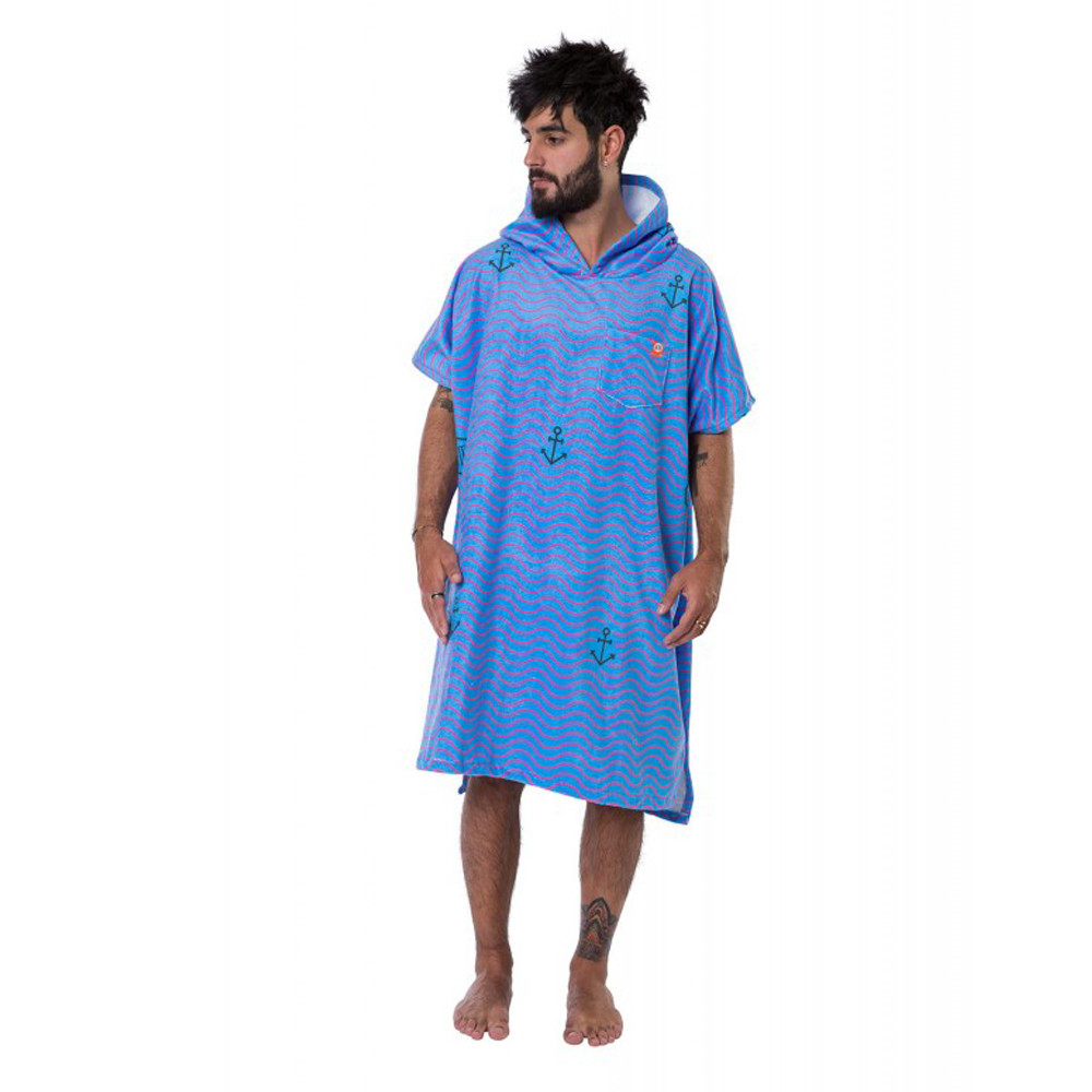 AFTER WAVES PONCHO
