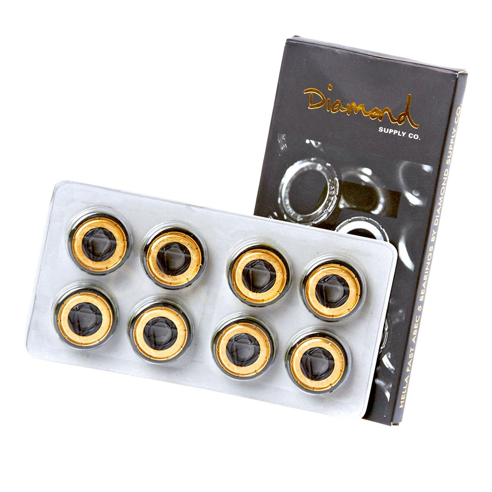 DIAMOND HELLA FAST BEARINGS