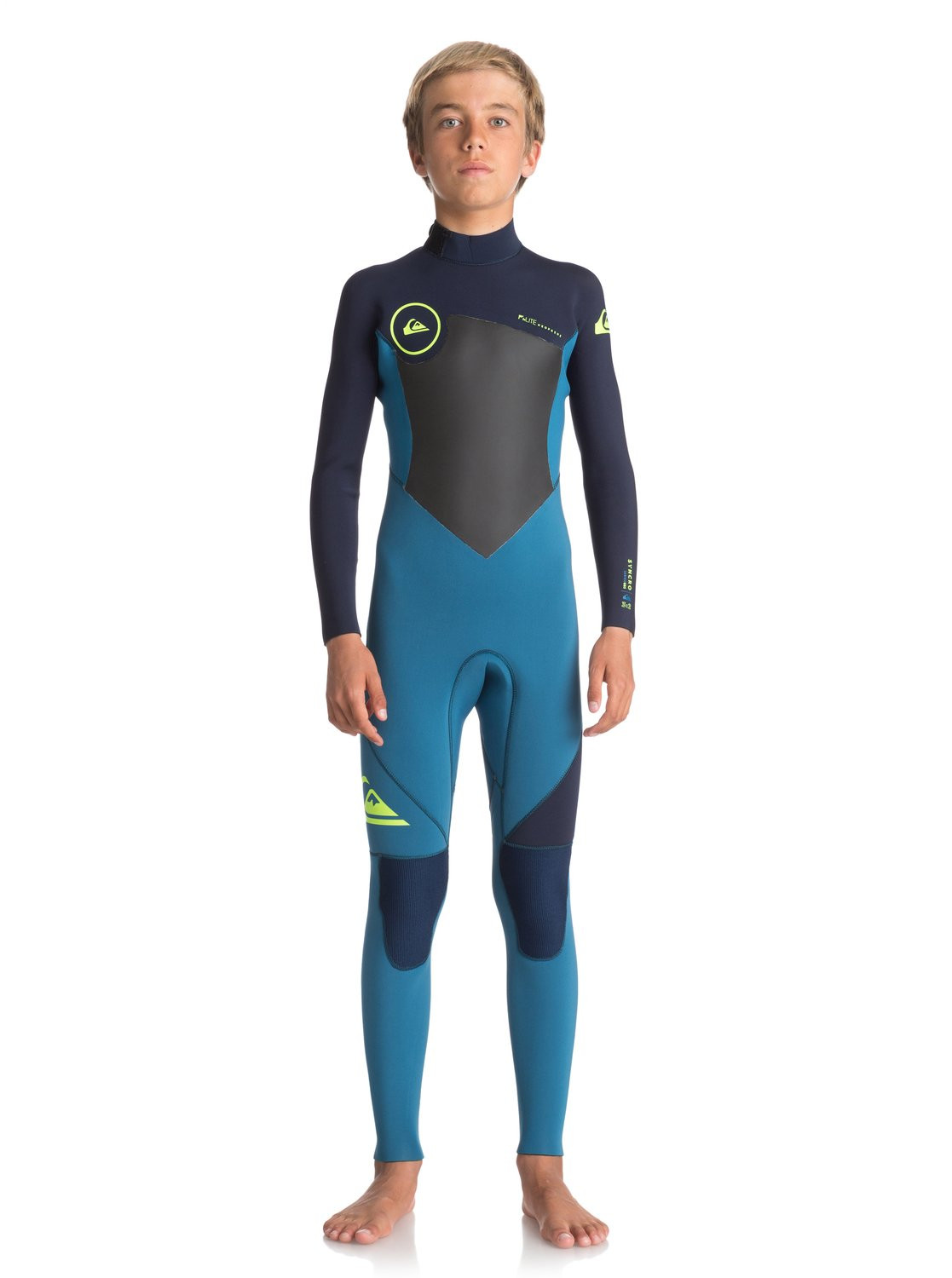 QUIKSILVER SYNCRO SERIES 3/2 WETSUIT