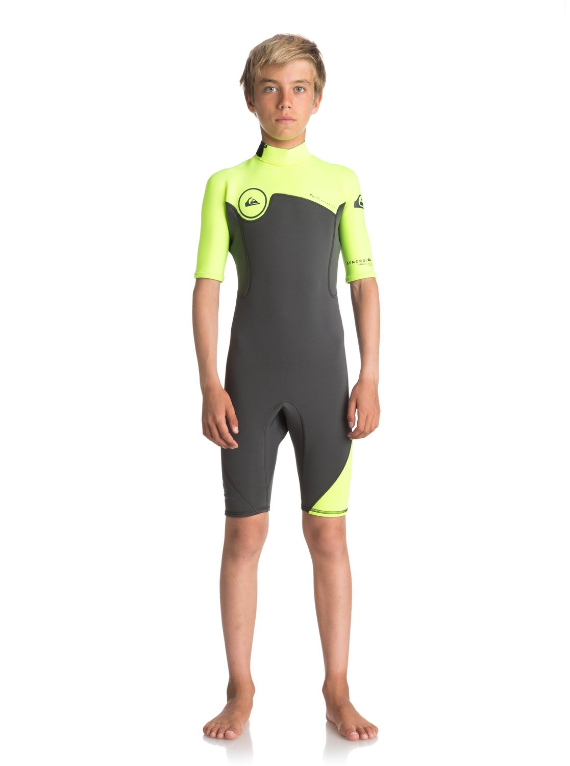 QUIKSILVER SYNCRO SERIES 2/2 WETSUIT