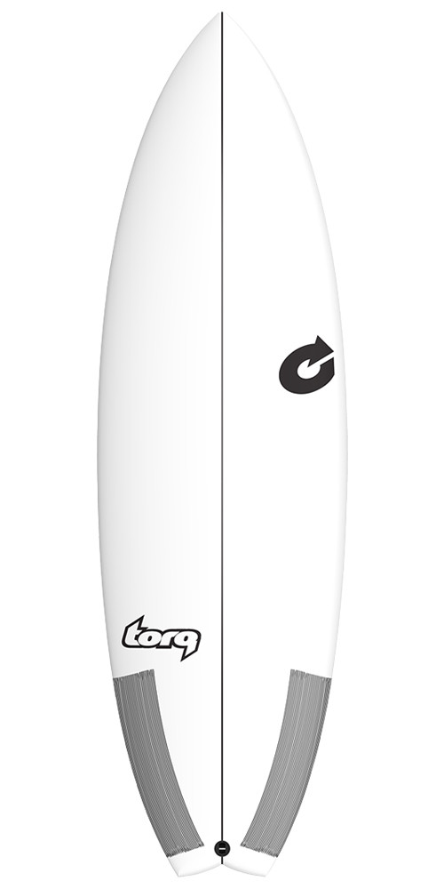 TORQ PERFORMANCE FISH SURFBOARD