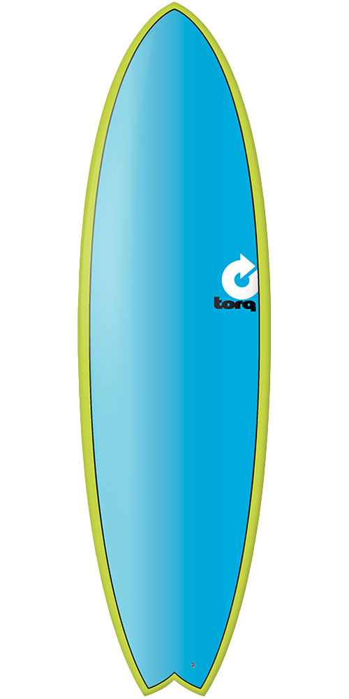TORQ FISH FULL FADE SURFBOARD