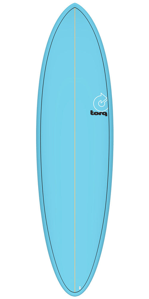 TORQ FUN COLORED  SURFBOARD