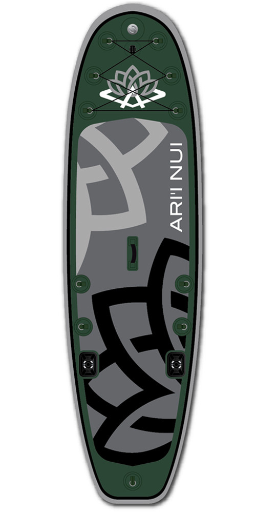 ARI'INUI PHISHER Inflatable STAND UP PADDLE BOARD