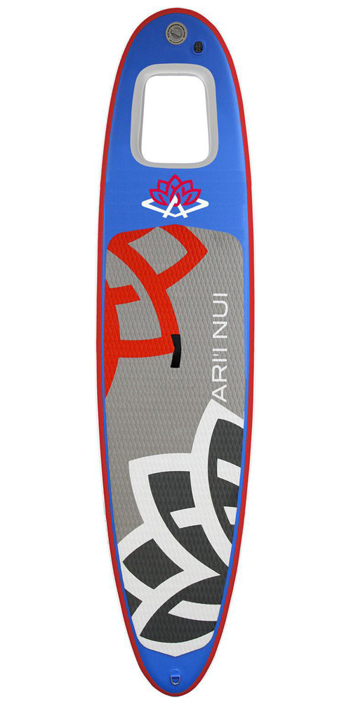 ARI'INUI INFLATABLE WINDOW  STAND UP PADDLE BOARD