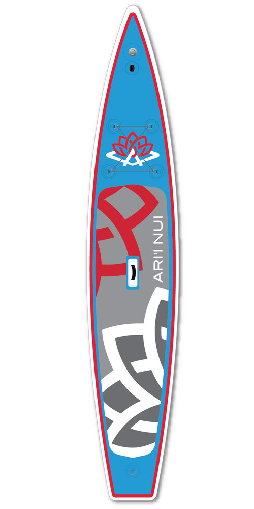 ARI'INUI ARROW Inflatable STAND UP PADDLE BOARD