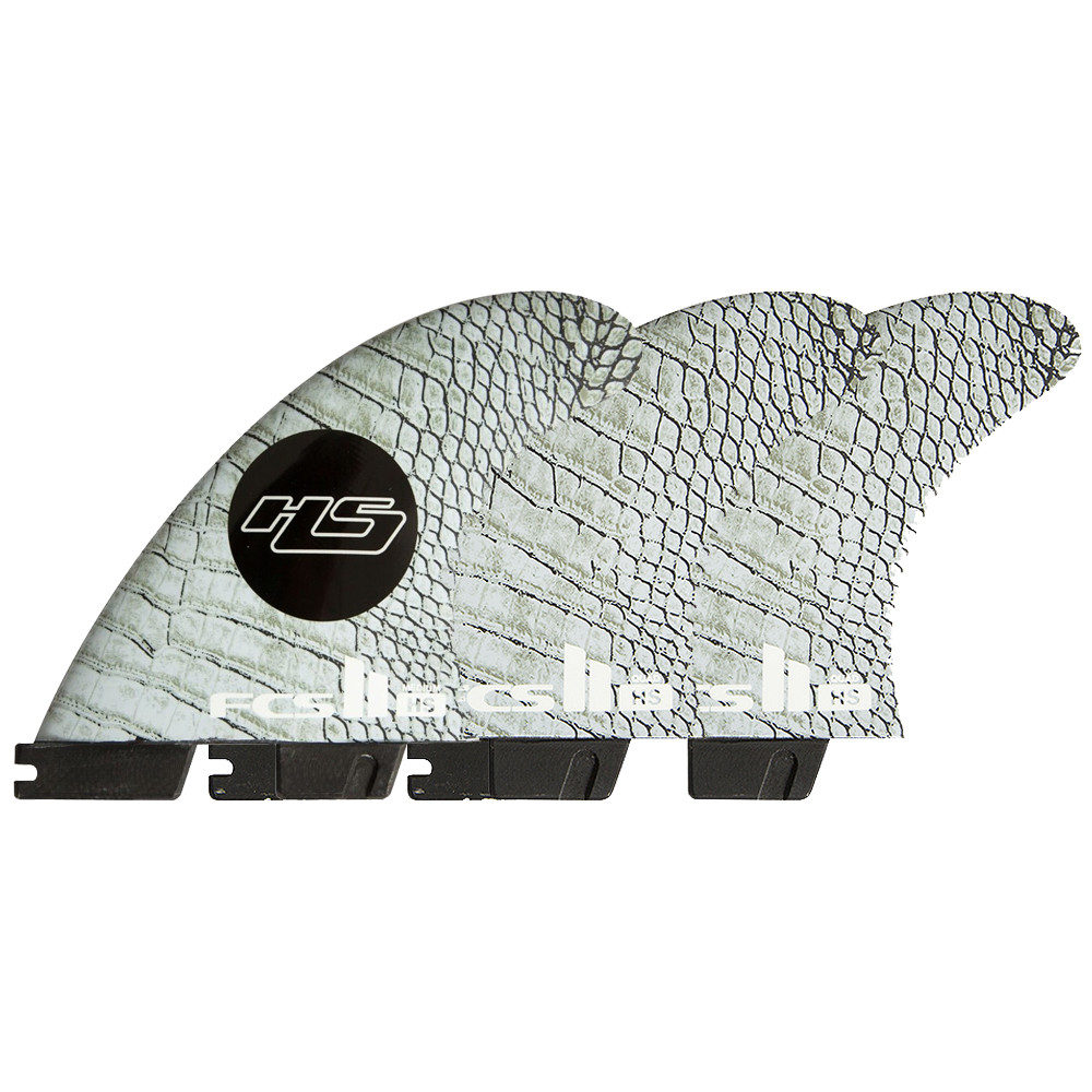 FCS II HS PC CARBON FINS