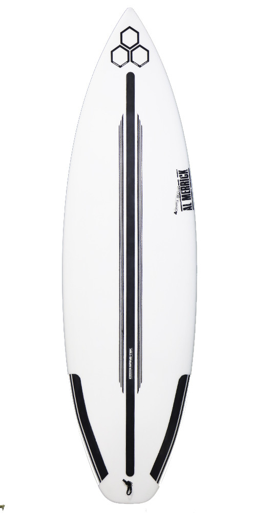 AL MERRICK OG FLYER EPOXY SPINE-TEK SURFBOARD