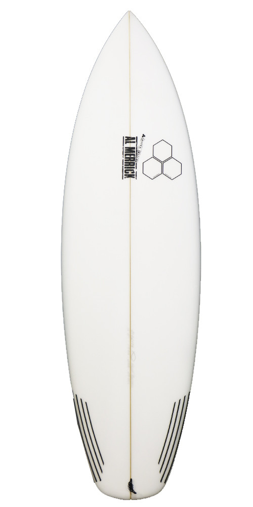 AL MERRICK NECK BEARD SURFBOARD