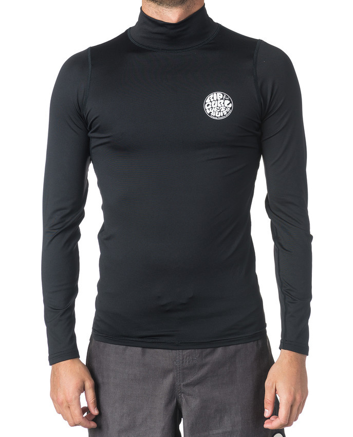 RIP CURL CORPO L/SL HIGH NECK UVT RUSH