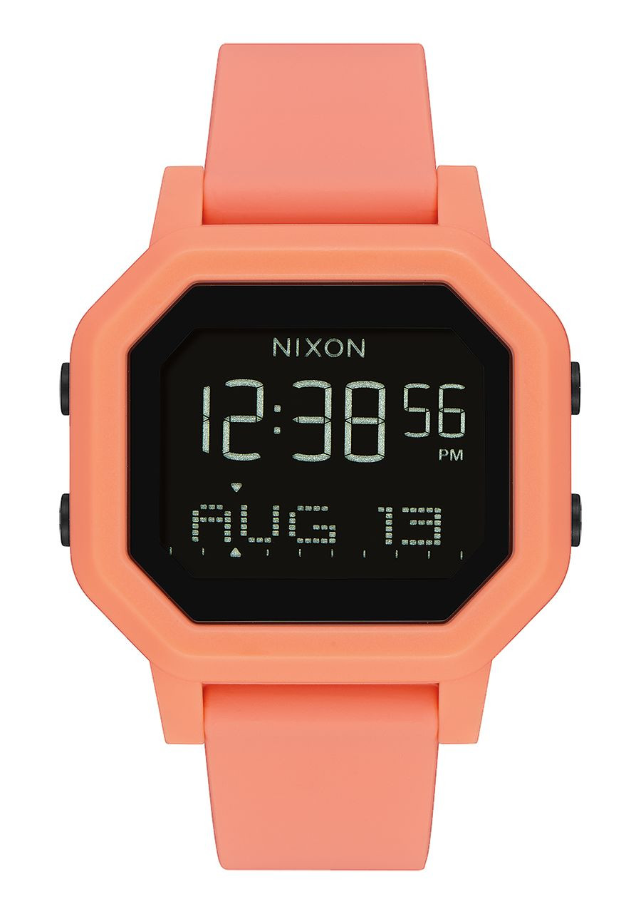 NIXON SIREN - LIGHT TANGERINE WATCH