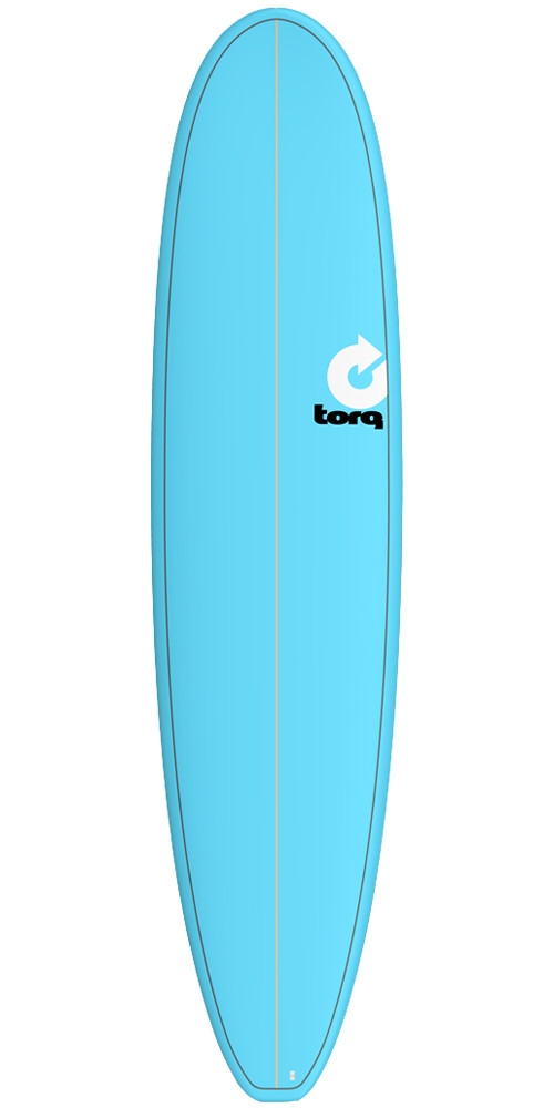 TABLA DE LONGBOARD TORQ MALIBU COLORED