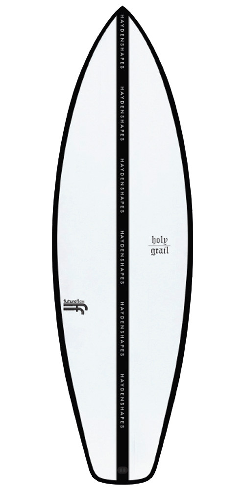 HOLY GRAIL FF - HAYDEN SHAPES SURFBOARD