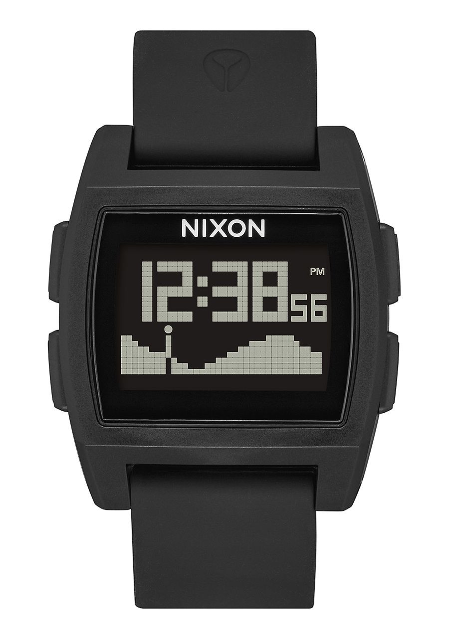 NIXON BASE TIDE RASTA WATCH