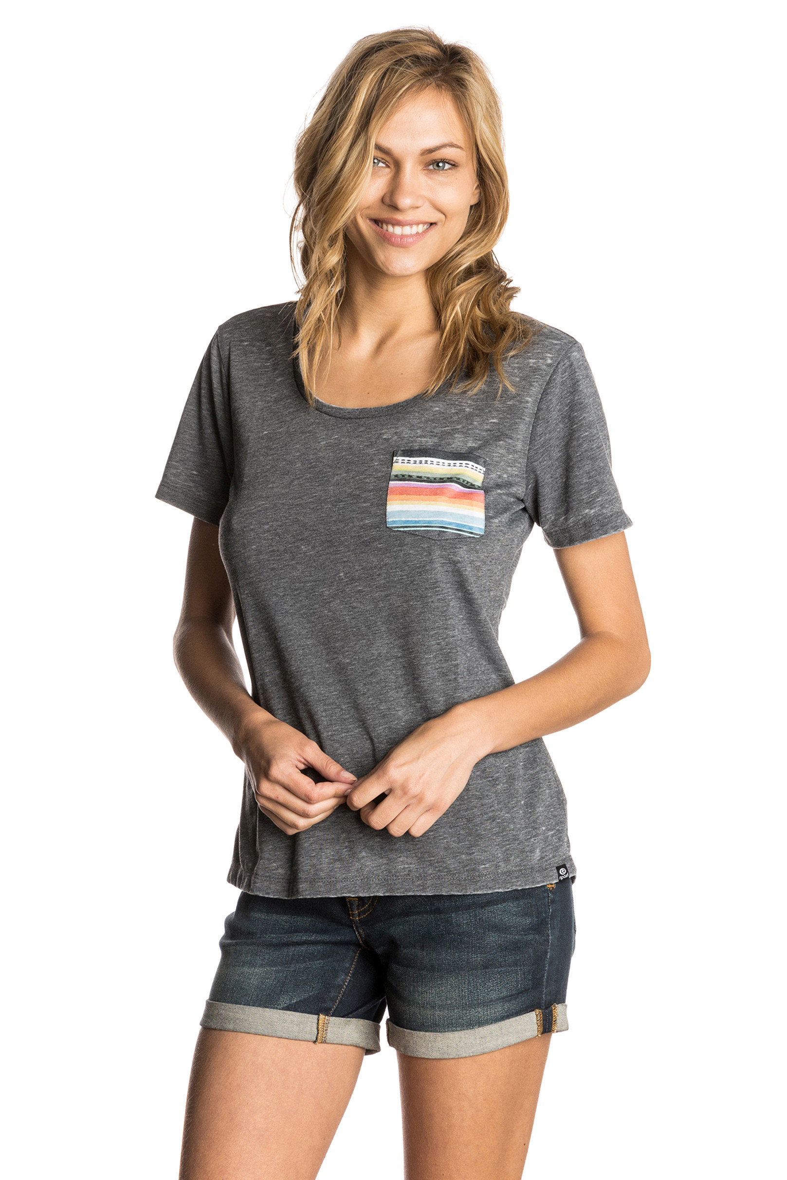 RIP CURL PASS POCKET TEE T-SHIRT