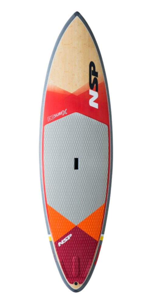 NSP DC SURF X STAND UP PADDLE BOARD