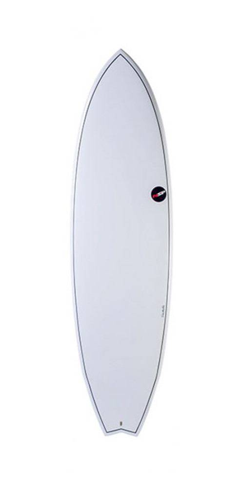 NSP ELEMENTS FISH SURFBOARD