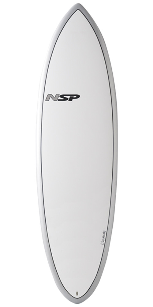 NSP ELEMENTS HYBRID SURFBOARD