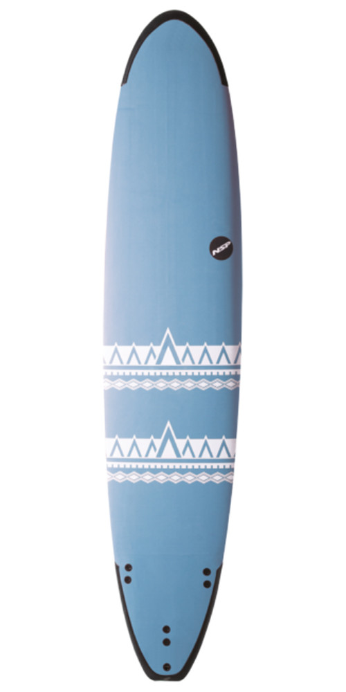 NSP SOFT LONG 8'2'' SURFBOARD