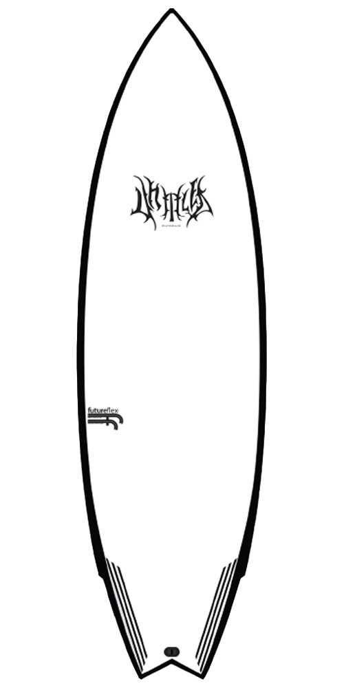 HS UNTITLED FF SURFBOARD