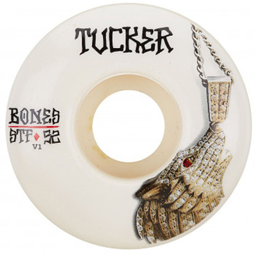 BONES TUCKER WOLF CHAIN  WHEELS