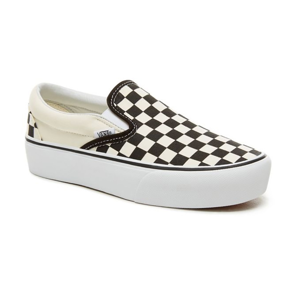 VANS UA CLASSIC SLIP-ON PLATFOM TRAINERS