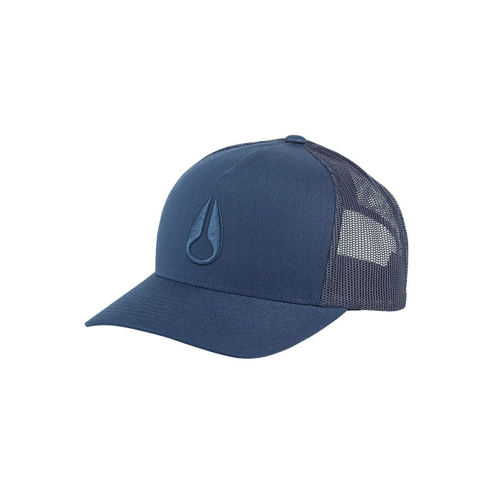 NIXON ICONED - ALL NAVY HAT