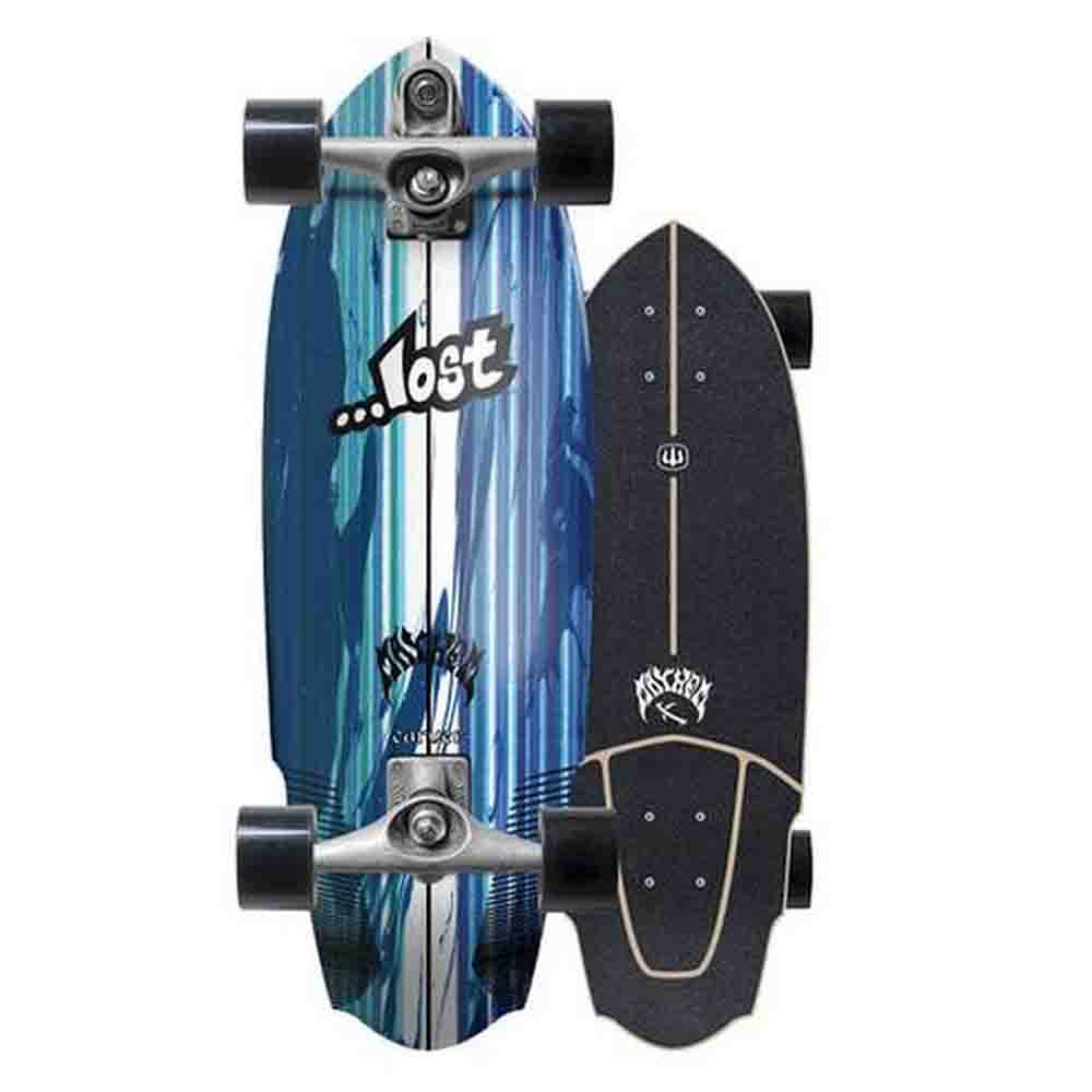SURF SKATE LOST CARVER V3 ROCKET C7 30''