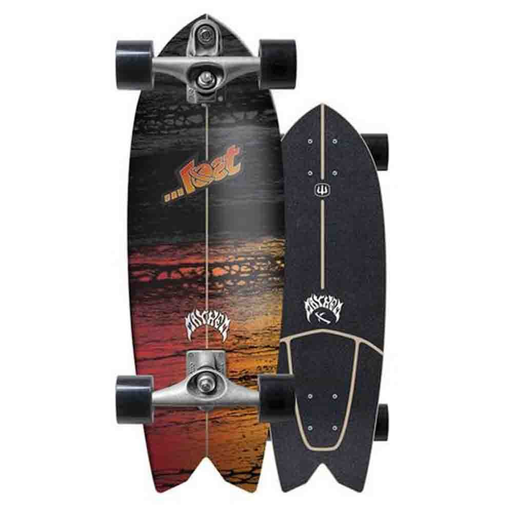 SURFSKATE LOST CARVER PSYCHO KILLER C7 29''